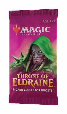 COLLECTOR Booster Packs [ Throne of Eldraine ]