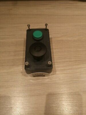Telemecanique Harmony XALD NC, Start Stop Enclosure Push Button, IP66,