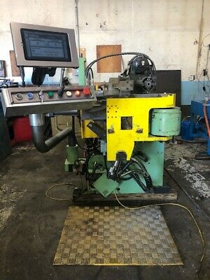 Keins Industrial 40mm CNC Tube Bender with Phoenix Adaptive Motion Control