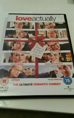 Love Actually - UK Romantic Comedy Played Once !