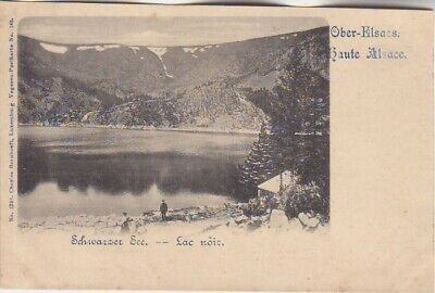 GERMANY. classic/Haute Alsace - unused picture postcard/original
