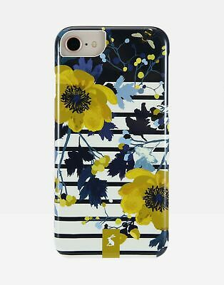Joules Iphone 6/7/8 Case in FRENCH NAVY Cream FLORAL in One Size