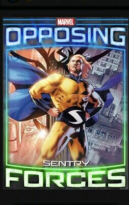 Topps Marvel Collect Opposing Forces - Sentry vs. the Void - Digital - Rare