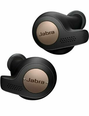 Jabra Elite Active 65t True Wireless Earbuds - Copper Black