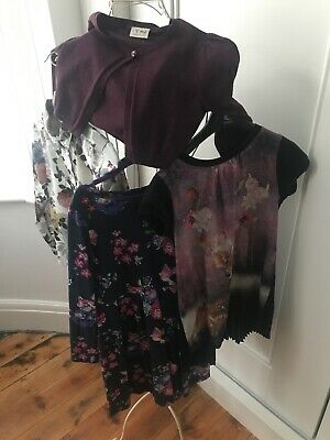 Girls Autumn Winter Bundle 9-10 Yr  JOULES - Ted Baker - River Island - NEXT