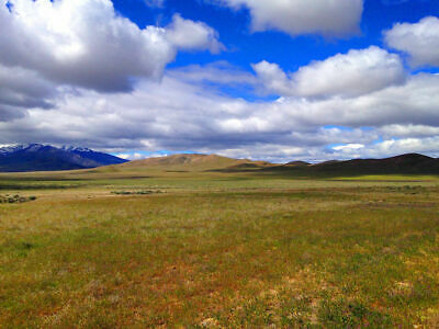 Beautiful 40 Acre Nevada Ranch! Blm, Mountain Views, Easy Access, No Reserve!