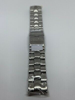 Authentic INVICTA PRO DIVER Stainless Steel Band - Fits Any 26mm Watch IB107