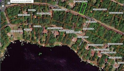 Lake Community Lot in Poconos 2 hrs from NYC Payment - Make offer!!