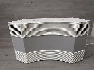 Bose Acoustic Wave Music System II AM FM CD Aux Stereo Tested