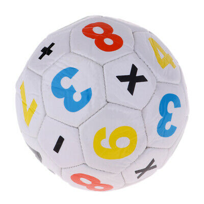 Unisex Kids Children Boys Girls PU Football Soccer Ball - Official Size 2