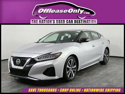 2019 Nissan Maxima 3.5 SV FWD Off Lease Only 2019 Nissan Maxima 3.5 SV FWD Premium Unleaded V-6 3.5 L/213
