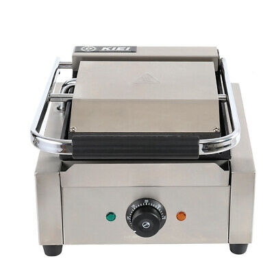 Panini Press Sandwich Machine Toaster Waffle Maker Commercial Iron Toastie Grill