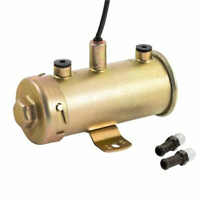 Electric Fuel Pump 4-6 PSI 25 Gal Per Hour 12V Fast Road Race Rally Competition