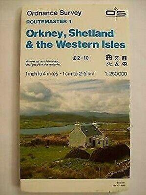 Routemaster : Orkney, Shetland and the Western Isles