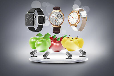 Apple Watch rose Gold Plating Kit  For Stainless Steel Models Quick And Easy!!!