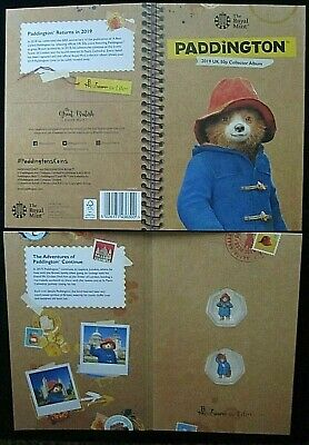 🐻 Paddington 2019  Album Tower  And St Paul's Cathedral 50P Bu Coins  🐻