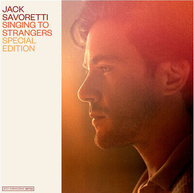 Jack Savoretti : Singing to Strangers CD Special  Album 2 discs (2019)