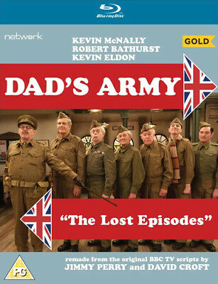 Dad's Army: The Lost Episodes Blu-ray (2019) Kevin McNally cert TBC ***NEW***