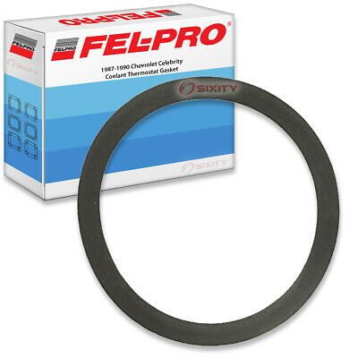 Engine Coolant Thermostat Gasket Fel-Pro 35416 Thermostats & Parts ...