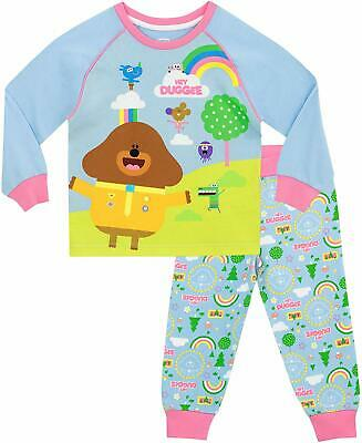 Hey Duggee Girls Pyjamas Ages 12 Months To 7 Years