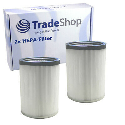 Filter für Kärcher NT 551 M Luftfilter Rundfilter Filterelement Absolut-Filter