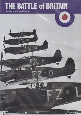 The Battle Of Britain World War 2 WW2 Documentary - NEW All Regions DVD