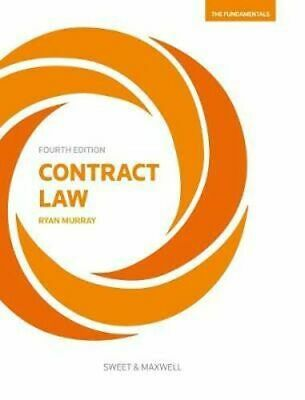 NEW Contract Law By Ryan Murray Paperback Free Shipping