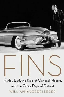 NEW Fins By William Knoedelseder Hardcover Free Shipping