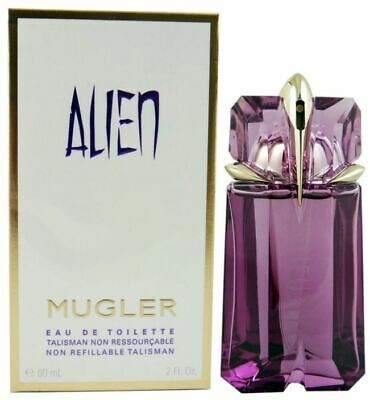 Thierry Mugler Alien 60 ml Eau de Toilette Spray Neu & Originalverpackt