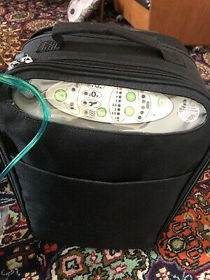Devilbiss Igo Portable oxygen concentrator, Meets FAA requirements For Flying