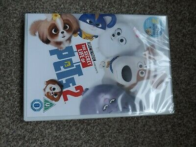 The Secret Life of Pets 2 [DVD] new.and sealed genuine UK DVD