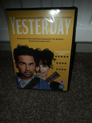 Yesterday [DVD] new.and sealed genuine UK dvd