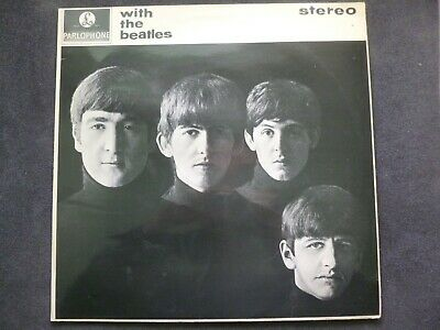 """The Beatles - With The Beatles 12"""" Vinyl LP"""