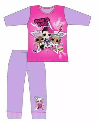 LOL SURPRISE Pyjamas / Girls LOL Surprise Dolls PJs Sizes 4-5 5-6 7-8 9-10 Years