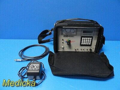 Sadelco 600B Digital Signal Level Meter W/ Carrying Case & Adapter ~ 20625