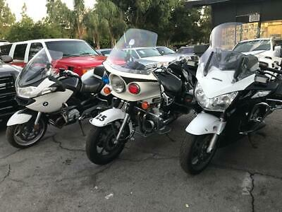 2009 BMW R-Series  2009 BMW R 1200 R T P police special    ABS  WOW !!!!