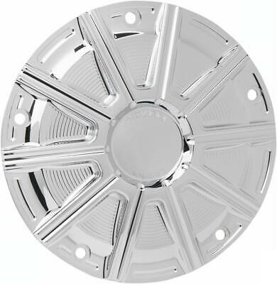Arlen Ness 03-474 Cover Derby 10 Gauge Chrome 01-15