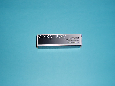 """Mary Kay Creme Lipstick Discontinued  """"Red"""" - 014397"""