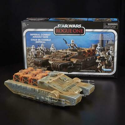 NEW Star Wars The Vintage Collection Imperial Combat Assault Tank Rogue One NIB