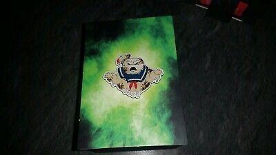 Ghostbusters Trap Blind Box Enamel Pin Badge by Fright Rags Burnt Stay Puft RARE