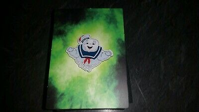 Ghostbusters Trap Blind Box Enamel Pin Badge by Fright Rags - Stay Puft - RARE