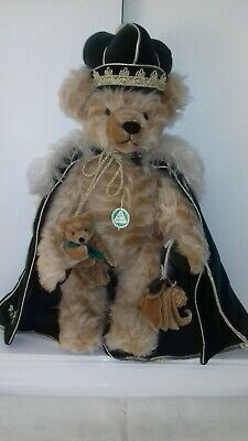 Max Hermann King of Teddy Bears Limited Edition