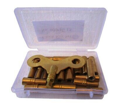 MASTER Set  for all CLOCK Key  -Total 18 type of Key in BOX (5020)