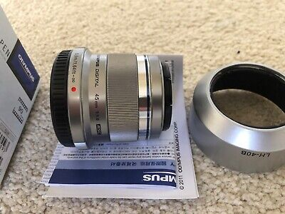 Olympus M.Zuiko 45mm f/1.8 AF ED Lens for Four Thirds