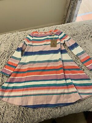 Girls Joules dress age 5-6 years