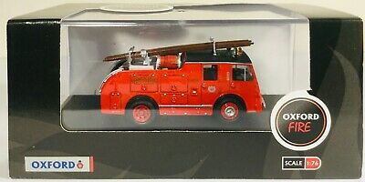 Oxford Diecast 1:76 Oo Scale Dennis F8 New Zealand Fire Engine Model