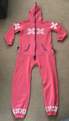 Onepiece Jumpsuit Of Norway Age 10-11 Pink