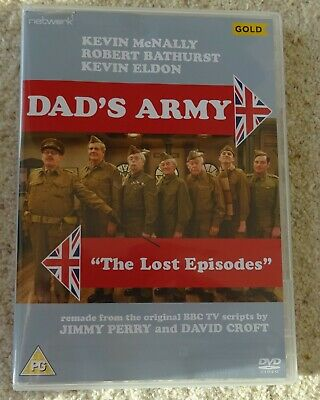 Dad's Army The Lost Episodes DVD