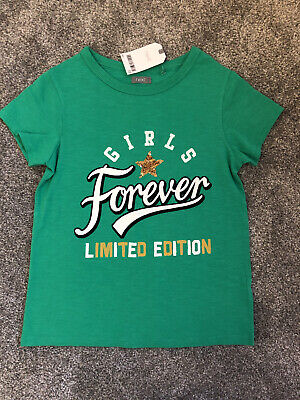 Girls Next T-shirt Top Age 9 Brand New With Tags