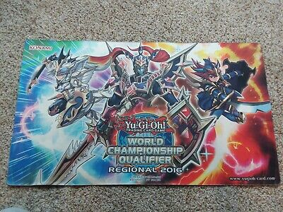 UNFOIL Yugioh ELEMENTAL LORD 2013 WCQ World Championship Qualifier R